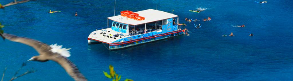 passeio de barco destaque