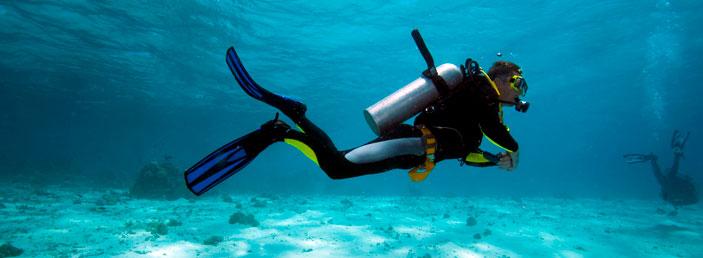 mergulho de cilindro